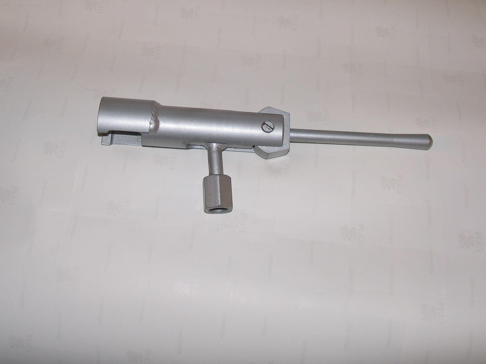 Кран заправочный LPG 470 (латунь)